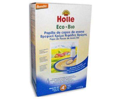 Παιδική κρέμα από βρώμη από 4 μηνών Holle 250gr