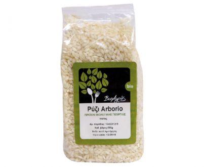 Ρύζι Arborio 500gr ΒιοΑγρός