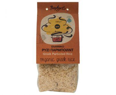 Ρύζι Παρμπόιλντ 500gr ΒιοΑγρός