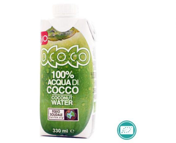 Νερό Καρύδας 100% 330ml Ococo Bio