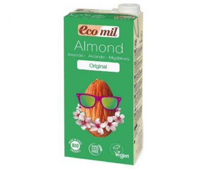 Ρόφημα Αμυγδάλου με Σιρόπι Αγαύης 1lt Ecomil