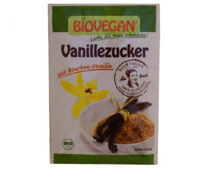 Μείγμα Καστανής Ζάχαρης και Βανίλιας 8gr Biovegan
