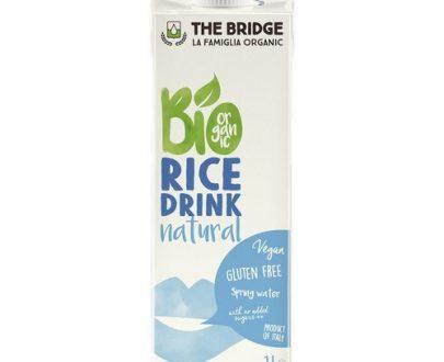 Ρόφημα ρυζιού φυσικό
