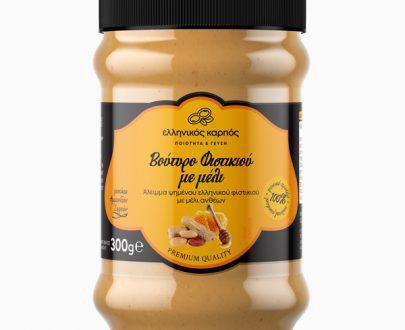 Φιστικοβούτυρο μέλι