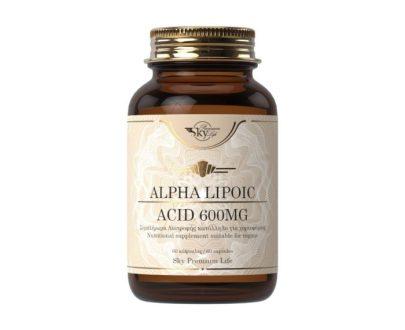 Sky premium alpha lipoic acid