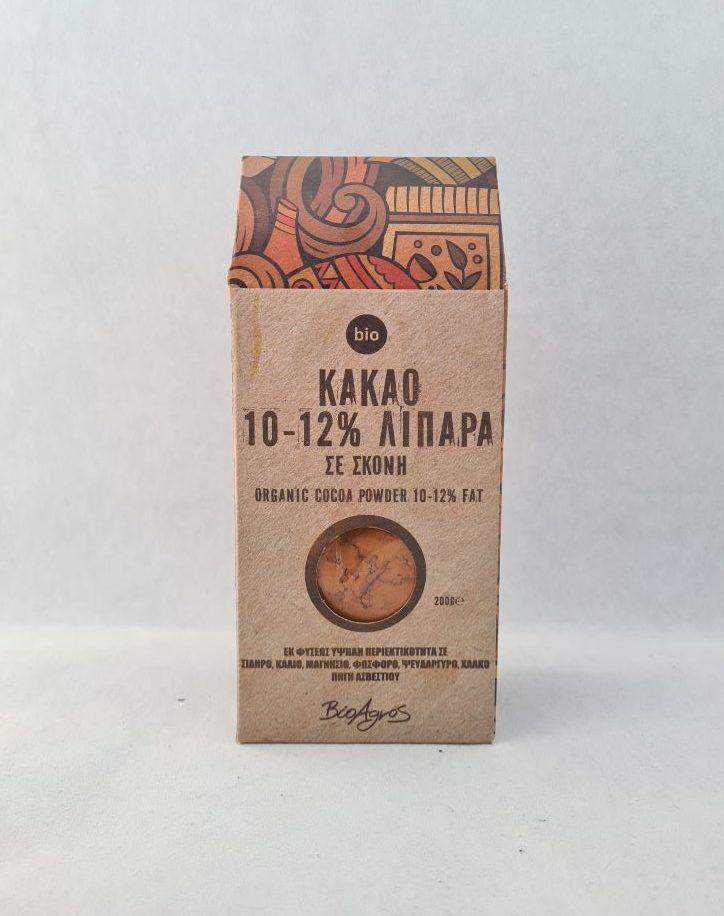 Κακάο 10-12% Βιοαγρός